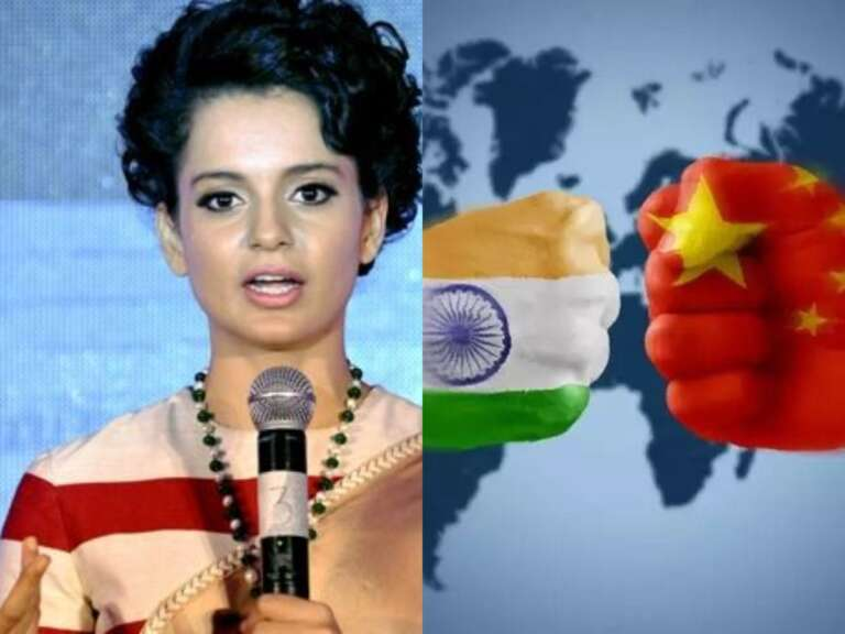 Kangana Ranaut Speaks On Indo-China Violence: Must Watch Video