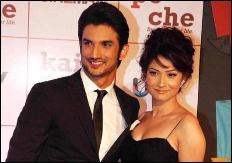 Ex-Girlfriend Ankita Lokhande's Reaction On Sushant's Death