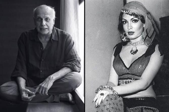 Parveen Babi's Live-In Relation With Married Mahesh Bhatt And Breakup Mystery