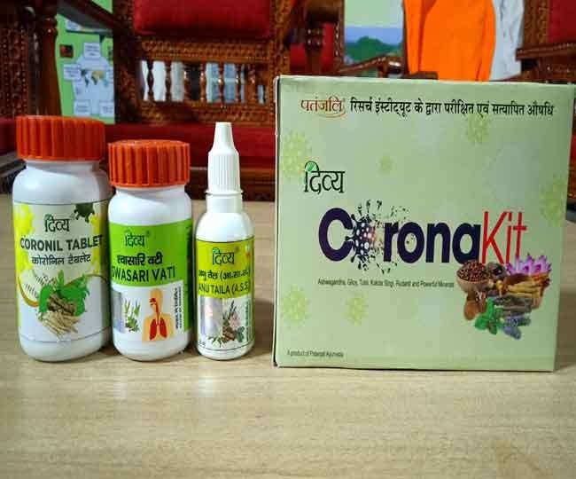 Patanjali Refuses To Claim Coronil A treatment For Corona