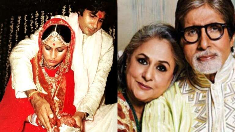 Amitabh Shared Interesting Story On His Wedding Anniversary