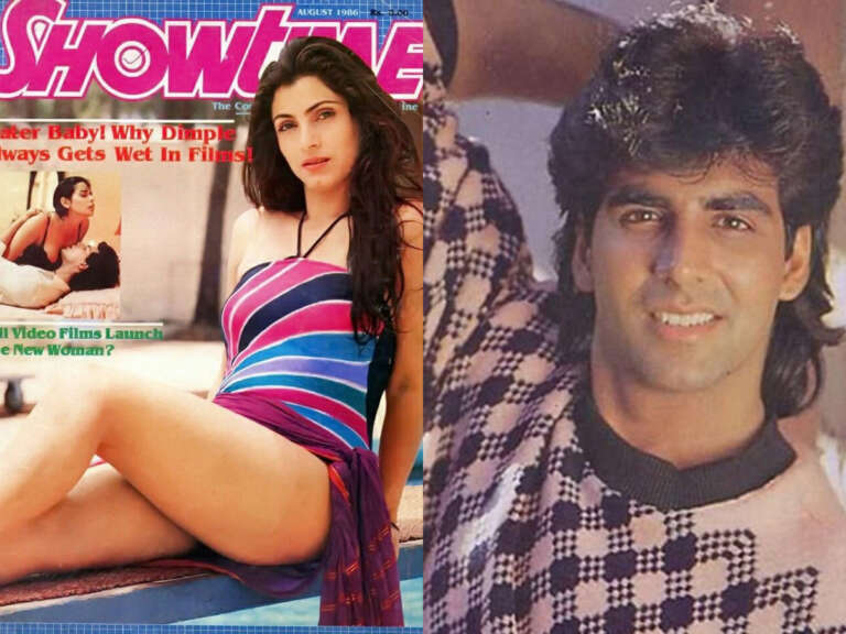 Once Dimple Kapadia Supposed Akshay Kumar Is A GAY