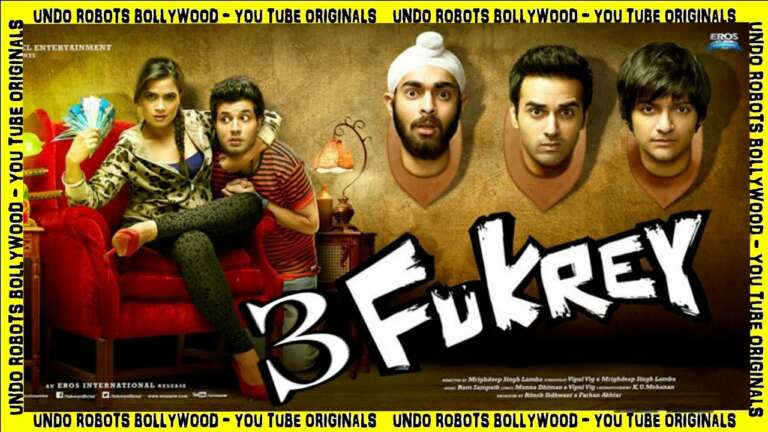 "Leaked Rumours Of ""Fukrey 3"" Turns To Be True"