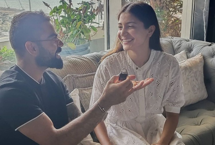 Inside Photos Of Virat Kohli And Anushka's House