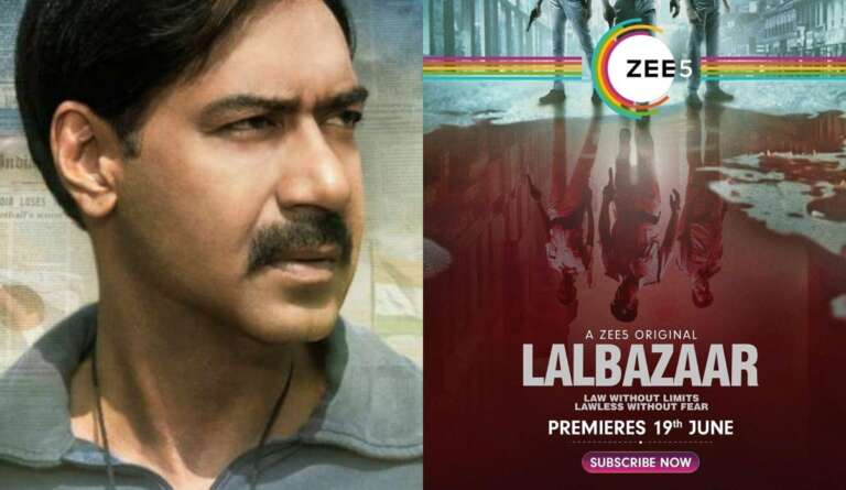 """Lalbazaar"" (Suspense, Murder): Ajay Devgan's New Series On Zee-5"