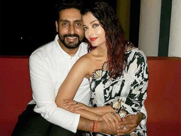 Aishwarya Says Sorry To Abhishek First: Throwback Video Viral