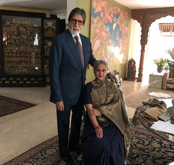 Inside Pictures Of Amitabh Bachchan's House Jalsa