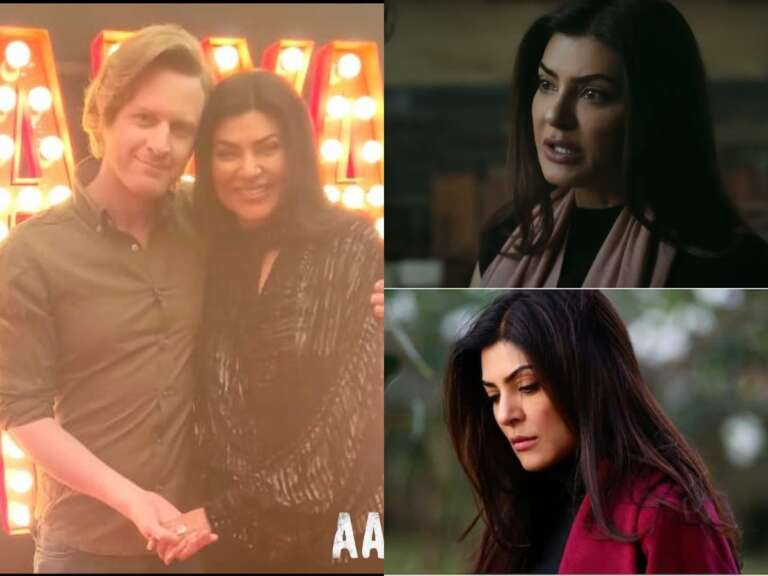 "Sushmita Sen's Comeback In ""Aarya"" With Alexx O'Nell Is A Surprise"