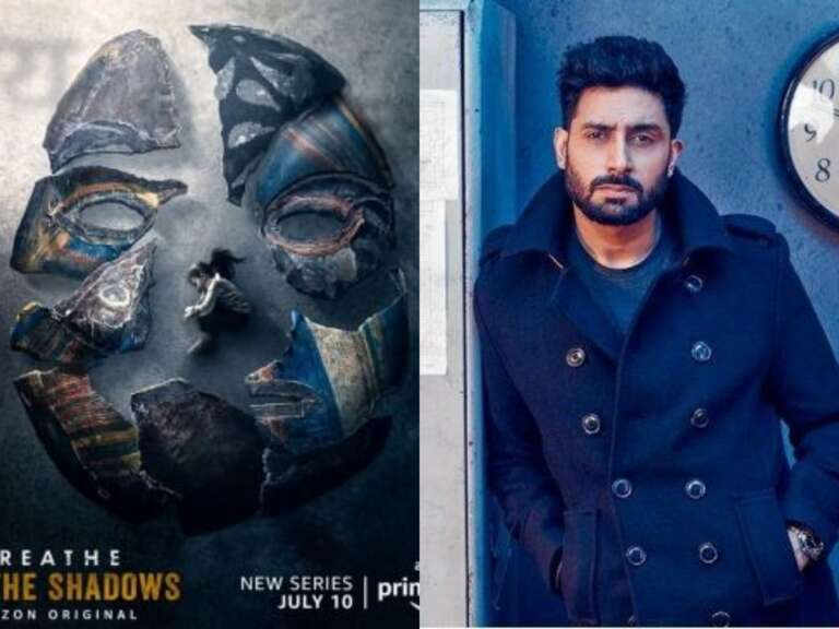 Abhishek Bachchan's Upcoming Web Series: Breathe Into The Shadows.