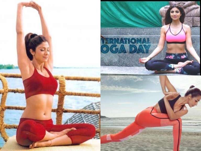 International Yoga Day 2020: Bollywood Actress Inspiring for Yoga