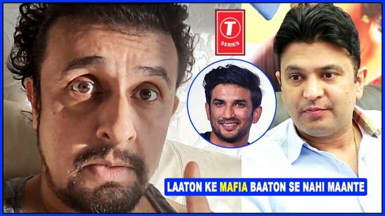 Sonu Nigam Warns T-Series Owner Bhusan Kumar To Bust