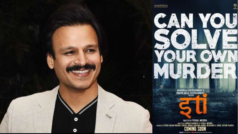 Vivek Oberoi To Produce A Film On Murder Mystery