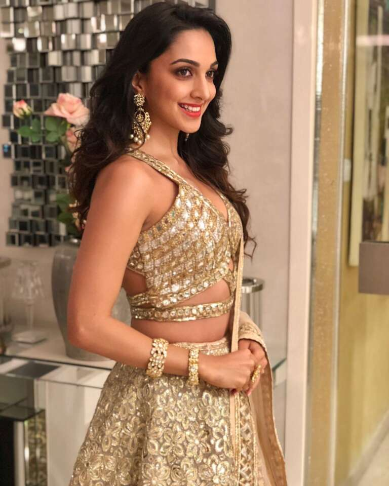 Kiara Advani's Home Photos Look As Pretty As Her