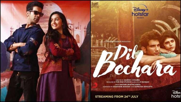 Rajkummar Rao Promotes Sushant Singh's last film 'Dil Bechara'