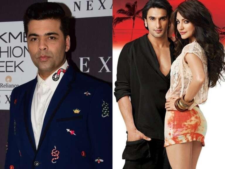 Karan Johar Rejected Anushka Sharma and Ranveer Singh: Watch Video