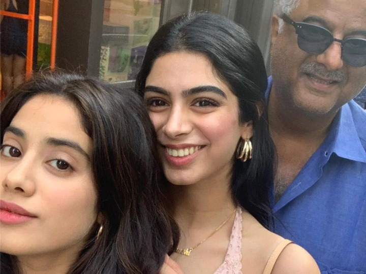 Boney Kapoor Shared Corona Test Report Of Her Daughters And Staff