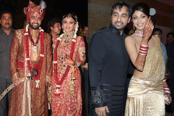 Raj kundra first wife