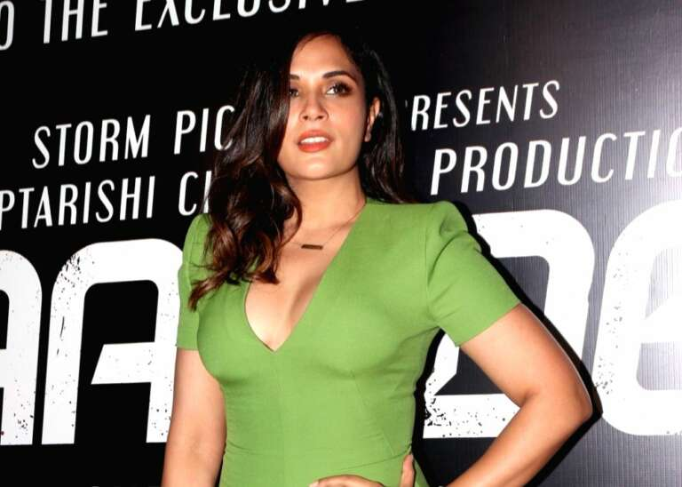 I Must Have Been A Witch In Some Past Life Says, Richa Chadha