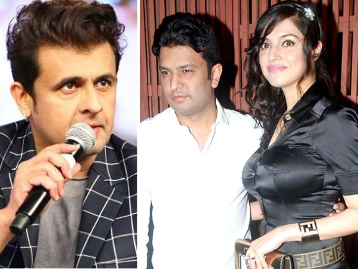 Bhushan Kumar's Wife Divya Shows Her Anger On Sonu Nigam
