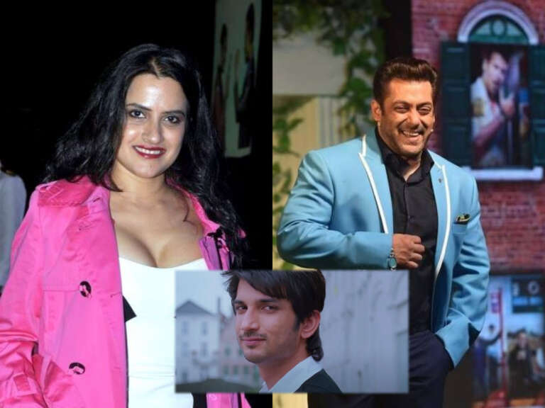 Salman Khan's Support For Sushant Fans Is A PR Stunt- Sona Mahapatra