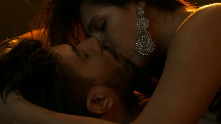 MTV Splitsvilla fame Ankush Rampal was a bundle of nerves while shooting the intimate scenes