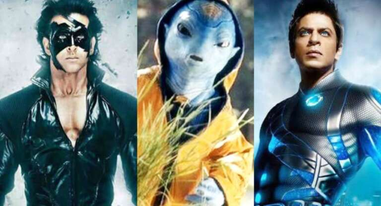 Amazing Time-Travel Twist In The Story Of 'KRRISH 4'