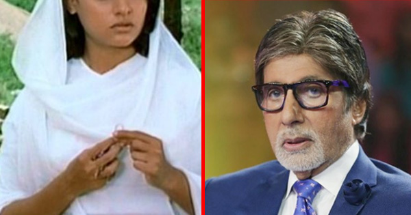 This Bollywood Actress Got Pregnant By Amitabh Bachchan During The Shoot Of Sholay