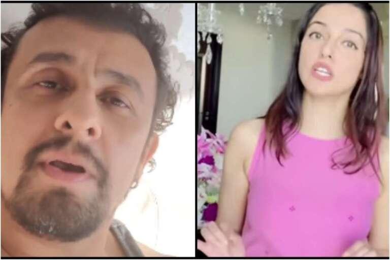 Divya Khosla Kumar shares video against Sonu Nigam