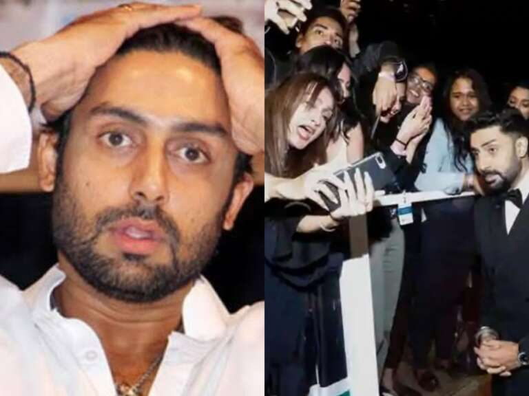 Once A Woman Slapped Abhishek Bachchan Due To This Shocking Reason
