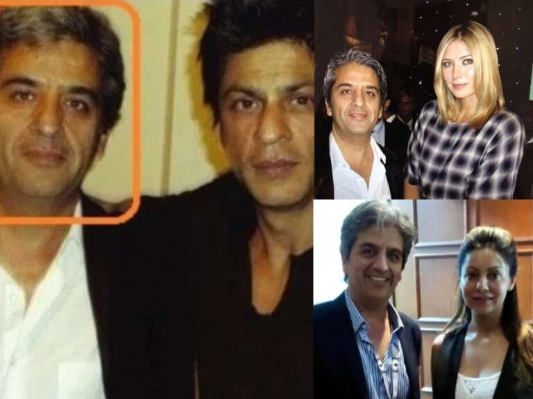 Who Is Tony Ashai Who Created A Ruckus By Appearing With Bollywood Stars