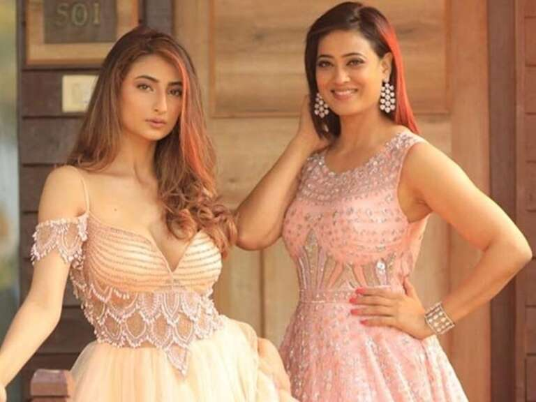 Actress Shweta Tiwari's Daughter Palak Tiwari's Ravishing Style