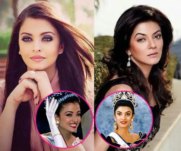 Sushmita Sen's Statement On Beauty Competition With Aishwarya