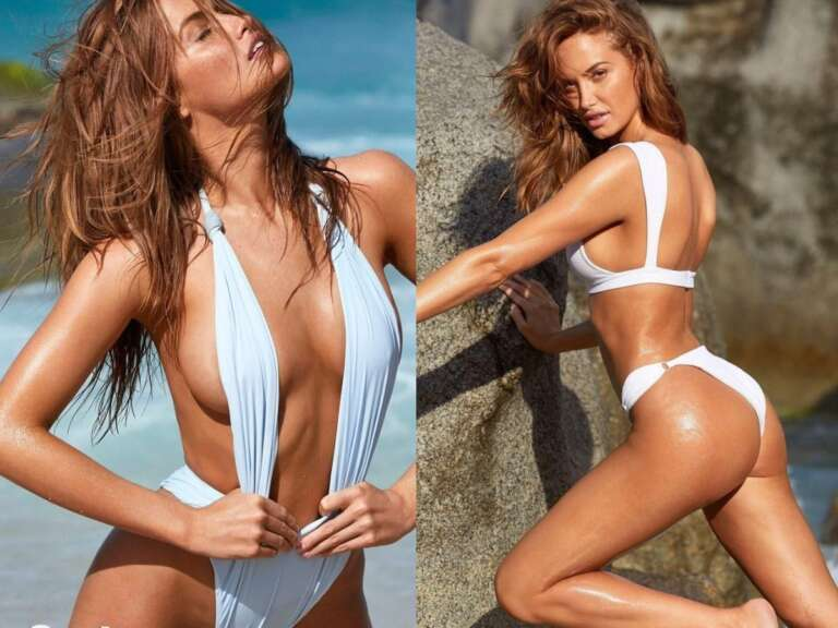 Haley Baylee Kalil Hot Photos Will Make You Sweat !!