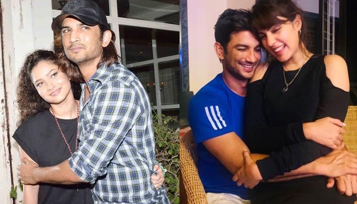 Sushant was harassed by Rhea Chakraborty Ankita Lokhande reveals