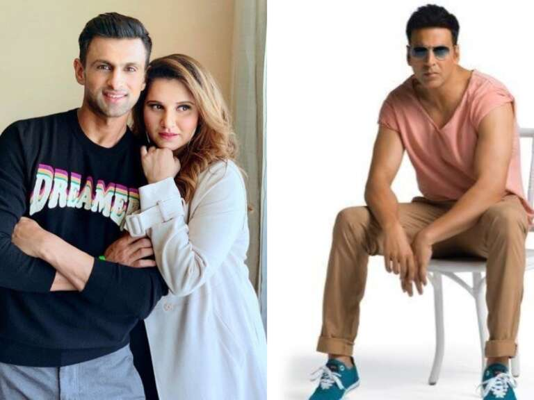 Sania Mirza Said To Her Husband 'I would like to marry Akshay Kumar'