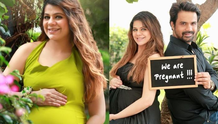 Kusum Fame Rucha Gujarathi And Vishal Jaiswal Blessed With Baby Girl