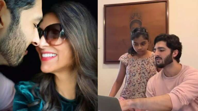 Sushmita Sen's Boyfriend Rohman Shawl Turned Maths Teacher