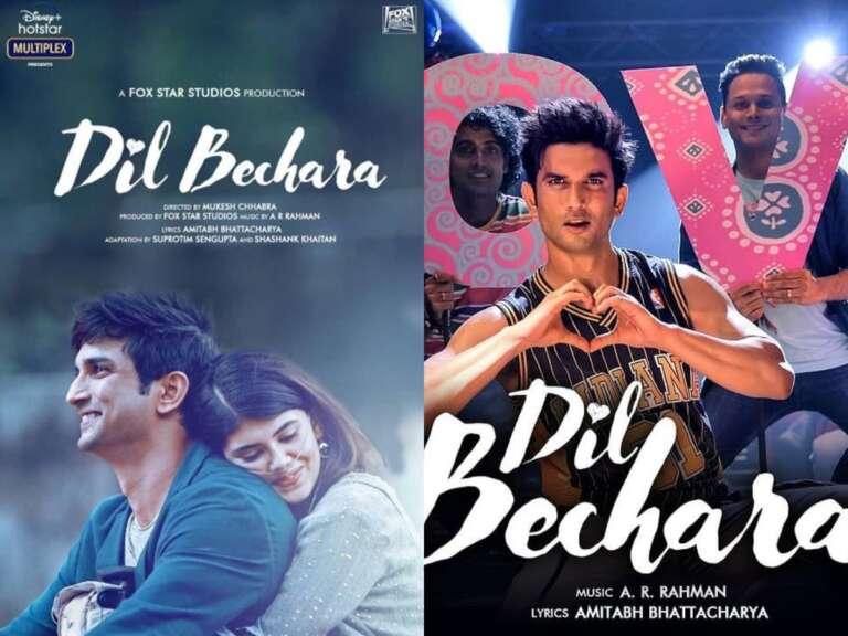 'Dil Bechara' Released On Disney+ Hotstar Crashed The Website