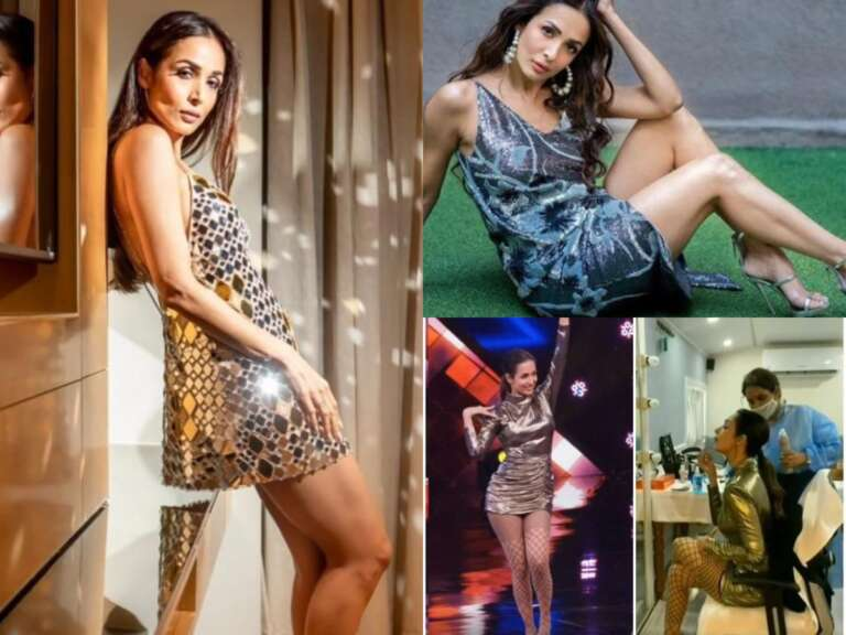 Malaika Arora Shared A Video: Here's How The Shooting Is Done Now