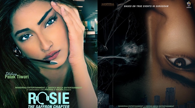Shweta Tiwari's daughter Palak to star in horror-thriller: Rosie