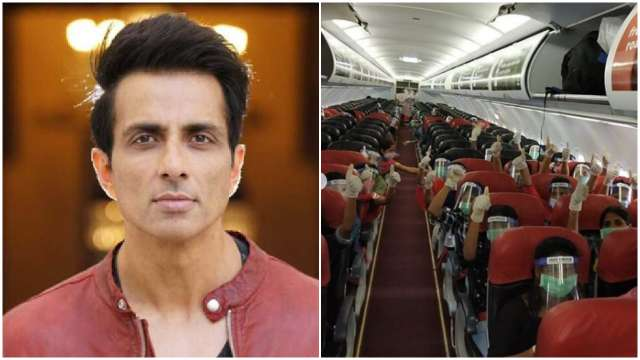 Sonu Sood Collaborates With Spice Jet Airlines To Help Indian Students