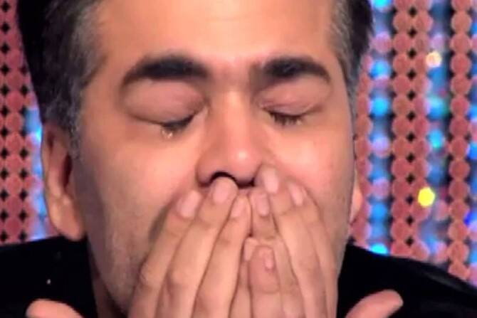 Karan Johar Is Crying Badly After 3 Weeks Of Sushant's Death