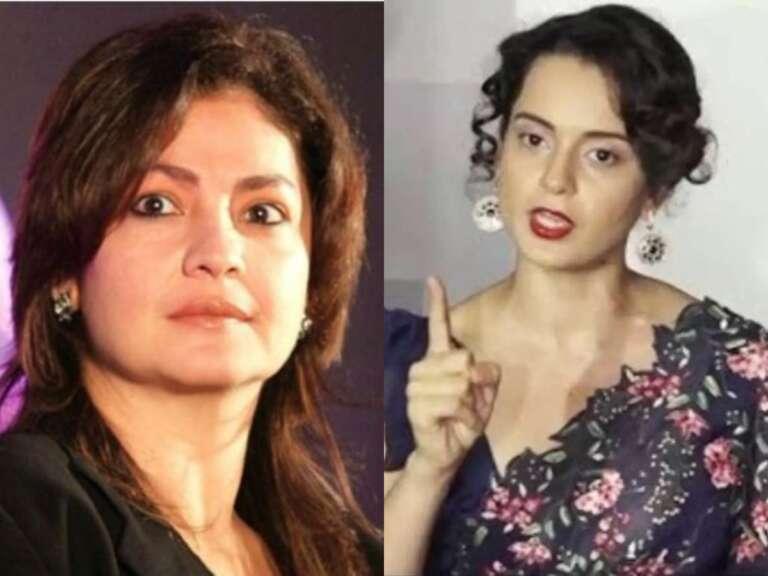 Pooja Bhatt In War With Kangana Ranaut On Nepotism