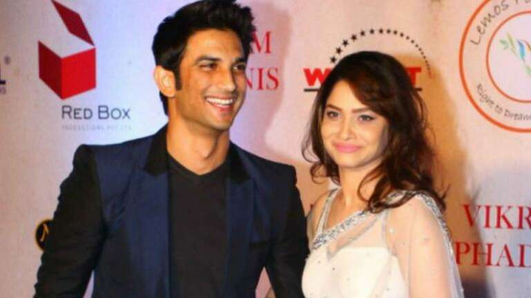 Ankita Lokhande has now broken her silence over Sushant Singh Rajput death