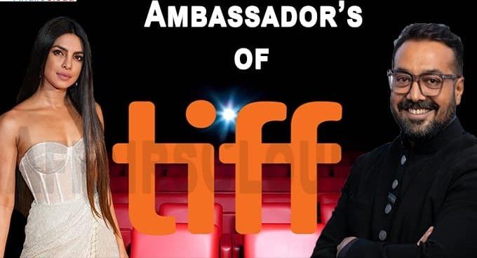 Priyanka Chopra Appointed As Ambassador In Toronto Film Festival