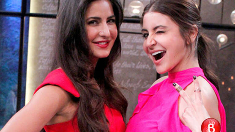 Katrina Kaif Shares Throwback Photo With Anushka Sharma