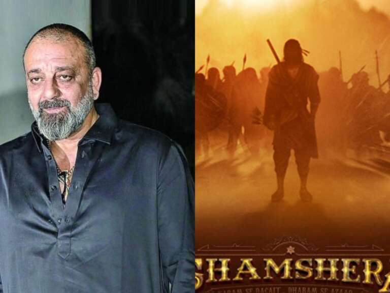 Sanjay Dutt's film Shamshera shoot postponed: Know why