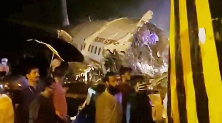 Air India's Boeing B737 Crashes With 189 Passengers