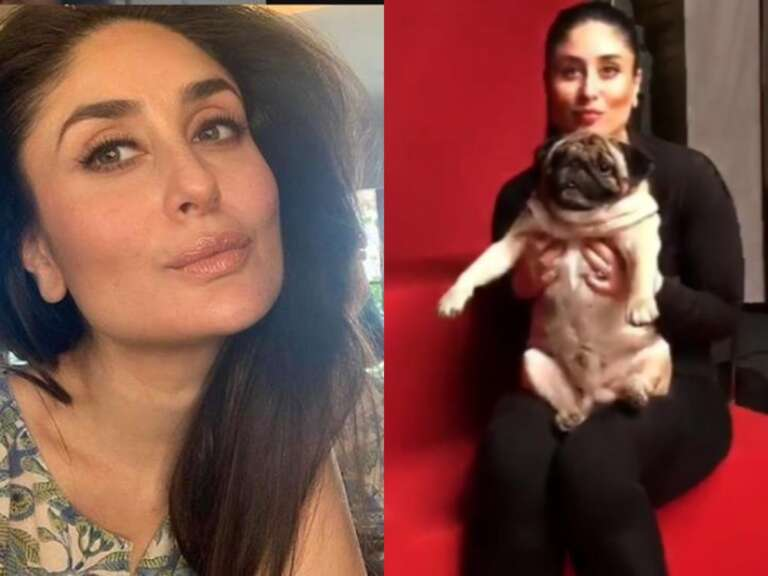 Kareena Kapoor Shoots With Her Favourite Co-Star