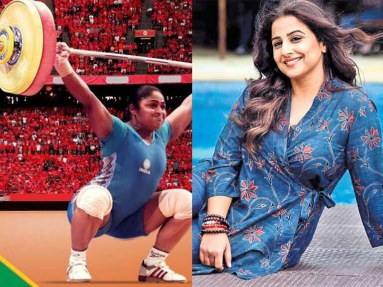 Vidya Balan approached for a biopic on Indian weightlifter Karnam Malleswari